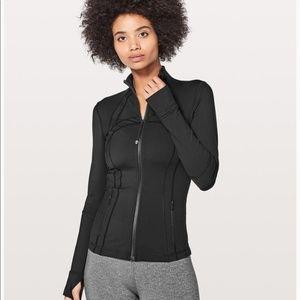 Lululemon Define Jacket Luon Black Sz 4